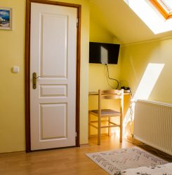 Classic double room with TV in Marina-Bük