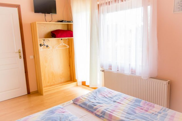 Classic double room with balcony in Marina Bük